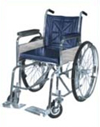 Invalid Wheel Chair Folding & Fixed Deluxe